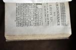 Règlement Général des Commissaires du Roy, Députez par Lettres Patentes du 14. Novembre 1724. pour la Réformation des Eaux & Forêts de la Province de ...