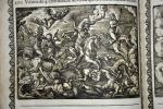 """""""Figures des histoires de la Saincte Bible""""""""Accompagnées de briefs discours, contenant la plus grande partie des histoires sacrées du vieil et du ..."""