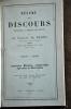 Résumé des discours prononcés à la Chambre des Députés par M. Fernand de Ramel,... 1889-1898. Questions minières industrielles, agricoles et ...