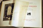 Lettres persanes.  Montesquieu