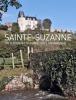 Sainte Suzanne, un territoire remarquable en Mayenne. Christian Davy ,Nicolas Foisneau