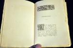 UN PROJET GIGANTESQUE EN LANGUEDOC AU XVIII° SIECLE. PUBLIE D'APRES LE MANUSCRIT DES ARCHIVES DE L'ANCIENNE INTENDANCE..