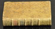 Commentaire sur l'ordonnance des eaux et forêts, du mois d'août 1669.  .  [JOUSSE (Daniel)].