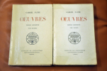 Oeuvres.  Tome1 et 2. Faure Gabriel