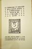 La Fondation et érection de la saincte, devote et miraculeuse église de Nostre-Dame du Puy.. De Mathurin Des Roys, André Pascal