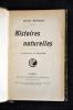 Histoires Naturelles. Dessins de P. Bonnard.  . Jules Renard - Pierre Bonnard