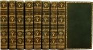Histoire de l'admirable Don Quichotte de la Manche.. CERVANTES