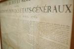 Lettre du roi et règlement, pour la convocation des Etats-Généraux à Versailles, le 27 avril 1789..