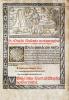 Metamorphoseos libri moralizati. [Commentaires par Lactantius Placidus. P. Lavinius et R. Regius].. OVIDE / OVID