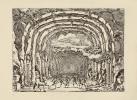 Scene e machine preparate alle Nozze dit Teti... Décorations et Machines aprestées aux Noces de Tetis, Ballet Royal... Dédiées au Prince Cardinal ...