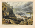 Picturesque Tour of the Seine from Paris to the Sea : with Particulars Historical and Descriptive. Illustrated with Twenty-Four Highly Finished and ...