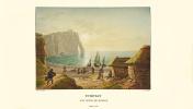 Excursion sur les côtes et dans les ports de Normandie.. LEFEBVRE-DURUFLÉ Jacques Noël / BONINGTON / FIELDING, Théodore.