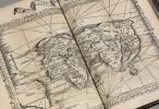 Geographicae enarrationis libri oct. Traduit par Wilibald Pirckkeimer. Edité par Michael Villanovanus [Servetus].. PTOLEMAEUS, Claudius.