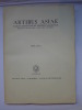 Artibus Asiae - MCMXLVIII - Vol. XI/3. [ARTIBUS ASIAE]