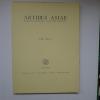 Artibus Asiae - MCMLXVIII- Vol. XXX, 4. [ARTIBUS ASIAE]