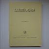 Artibus Asiae - MCMLXXXI/MCMLXXXII- Vol. XLIII, 1/2. [ARTIBUS ASIAE]