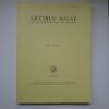 Artibus Asiae - MCMLXXXV- Vol. XLVI, I/2. [ARTIBUS ASIAE]