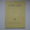 Artibus Asiae - MCMLXXXVI- Vol. XLVII, I. [ARTIBUS ASIAE]