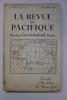 La Revue du Pacifique, 4e Année No.9, Septembre 1925. [LA REVUE DU PACIFIQUE]