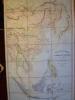 Carte géographique: L'Asie Orientale comprenant l'Empire Chinois et le Japon, les Etats de l'Indochine et le Grand Archipel d'Asie. [CHINE]  [ASIE ...