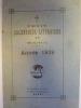 Petit Calendrier Liturgique de Hanoi -  Année 1939. [HANOI]