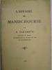 L'Affaire de Mandchourie. [MANDCHOURIE]  SAKAMOTO (N.)