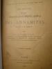 Les Chants et les Traditions Populaires des Annamites . DUMOUTIER (G.)