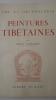 Peintures Tibétaines. MONOD-BRUHL (Odette) - [TIBET] [PEINTURES TIBETAINES)