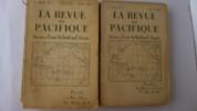 La Revue du Pacifique, 3e Année No.6, Juin 1924 - 3e Année No.7, Juillet 1924 -  4e Année No.1, Janvier 1925 -  4e Année No.7, Juillet 1925 - 4e Année ...