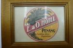 Hotel E. & O., Penang, Malaysia. [MALAISIE] [PENANG] [E. & O.]  MAJESTIC]