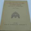 L'Architecture Comparée dans l'Inde et l'Extrême-Orient. MARCHAL (Henri)