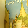 Rangoon Guide Book. [BIRMANIE]  [RANGOON]