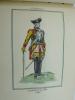 Cuirassiers - Historique et Uniformes des Régiments de 1635 à nos jours (1930). [MILITARIA] [CUIRASSIERS] [ORIGINAL WATERCOLORS] - POUPART (Colonel)
