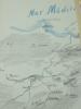 Extraits de mon journal de Marche pendant les Opérations d'Avril-Juin 1911 sur la Moulouya et à Debdou. [MILITARIA]  [ALGERIE] [MOULOUYA] [DEBDOU] ...