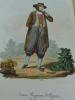 L'Angleterre ou Costumes, Moeurs et Usages des Anglais, suite de gravures coloriées avec leurs explications.. EYRIES (Jean-Baptiste) - [COSTUMES ...