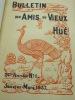 Bulletin des Amis du Vieux Hué - 24e Année No. 1, Janvier-Mars 1937.. [BULLETIN DES AMIS DU VIEUX HUE]