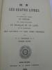 Les Quatre Livres avec un Commentaire abrégé en chinois, une double traduction en Français et en Latin et un Vocabulaire des Lettres et des Noms ...