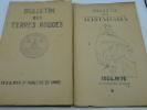 Bulletin des Terres Rouges - 1954 - Nos 68-69-70  - 20e Année. [INDOCHINE] [TERRES ROUGES][DREVETON HENRY]