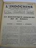 L'Indochine - Revue Economique d'Extrême-Orient - 1930 - Ensemble complet de 21 numéros parus en 1930. Directeur-Fondateur Bauduin de Belleval, ...