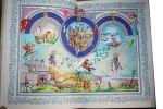 Le voyage de Charlemagne à Jérusalem et à Constantinople. Illustrations de Jean-François Mincet.. CHARLEMAGNE - [MINCET (Jean-François)].