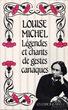 Légendes et chants de gestes canaques, présentés par Gérard Oberlé. Michel, Louise - Oberlé, Gérard (ed.)