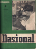 Nasional : mingguan umum - Th. V - 1954 - nn° 1-13. [Majalah] Mingguan Nasional