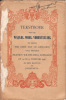 Tekstboek van de Wajang-Wong-Voorstelling te geven ter eere van de geboorte van Prinses Beatrix Wilhelmina Armgard op 12 en 13 Februari 1938 in den ...