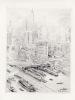 De Londres à Venise par New-York. 18 eaux-fortes originales de Valdo Barbey.. Farrère, Claude - Valdo-Barbey, Louis (ill.)