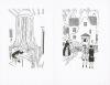 Suite en noir des gravures de Sylvain Sauvage ayant servi à l'illustration de Manon Lescaut. [Prévost (abbé)]- Sauvage, Sylvain