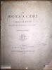 Les Brocs à cidre en faïence de Rouen ; étude de céramique normande. Bordeaux, Raymond - Bouet, Georges (ill.) - [Trébutien, ...