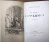 La Double conversion, conte en vers. Daudet, Alphonse