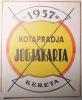 Peraturan-peraturan dan keputusan-keputusan dari kotapradja Jogjakarta. Himpunan lembaran dan tambahan lembaran kotapradja Jogjakarta. 1957. ...