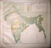 Die Feldfrüchte Indiens in ihrer geographischen Verbreitung. Zweiter Teil : Atlas von 23 Karten. (Abhandlungen des Hamburgischen kolonialinstituts ...