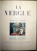 La Vergue, récit des long-courriers français. Illustrations en couleurs de Berthommé Saint-André.. Frank, Bernard - Berthommé Saint-André, Louis-André ...